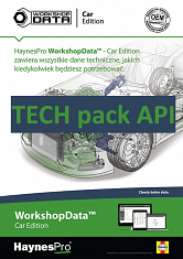 HaynesPro TECH pack API