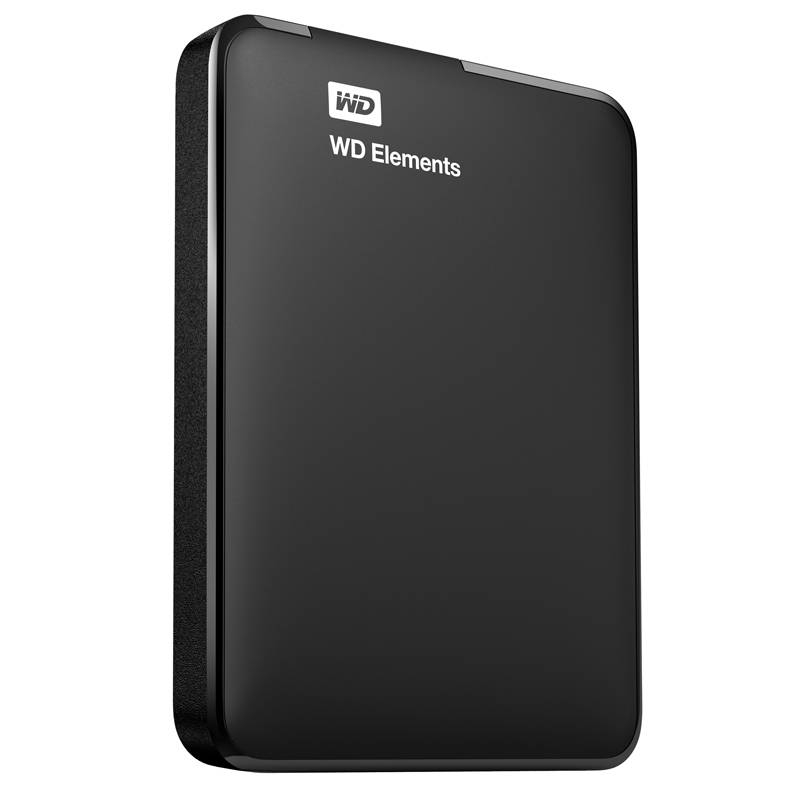 "WD 2.5"" Elements Portable 1TB čierny"