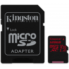 Kingston Canvas React microSDXC 128 GB A1 UHS-I V30 + SD adaptér